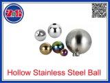 100mm 200mm Altas Esferas ocas em aço inoxidável polido