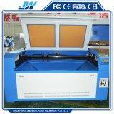 80W 100W 1610 machine à gravure laser CO2 Chiffon en cuir de l'acrylique