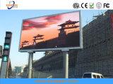 Hohe Definition, die im Freien P4.81 Miet-LED Video-Bildschirm bekanntmacht