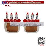 De Stokken van de Ballon van de Partij van de Levering van de partij met het Ornament van de Partij van Koppen (B1132)