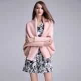 Fashion Acrylic Knitted Turndown女性カラー不足分のカーディガン(YKY2101)