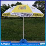 Пользовательские рекламные рекламы Китая открытый дворик пляжный зонтик