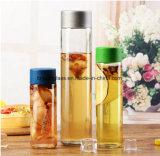 Eis-Saft-Glasflasche des Zylinder-250ml