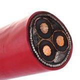 Middelgroot Voltage Drie Kabel van de Macht van de Kern 3c 185mm2 de Gepantserde