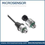 1,5V DC ~ 4,5 VDC Piezoresisitve Personalizado do transmissor de pressão da bomba de água MPM4501