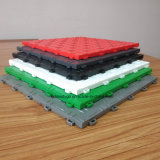 Garaje Pavimento de goma o PVC de enclavamiento varios colores monedas o patrón de costilla