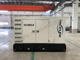 75kVA Cummins는 Ce/ISO를 가진 방음 디젤 엔진 생성 세트를 강화했다