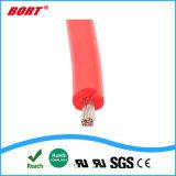 Collegare flessibile molle eccellente del silicone dell'UL 10185 per le applicazioni elettroniche dell'accensione