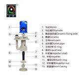 Marque Qihua acide et alcaline verticale de la pompe du réservoir
