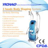 Переносные РЧ кавитации Cryolipolysis жир замораживания красота тела похудение машины