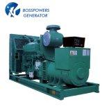 50Hz Doosan 180kw Water-Cooled Générateur Diesel De type ouvert