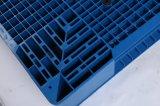Umschaltbare doppelte Plattform stellte Qualitäts-Plastikladeplatten mit Seiten für das Lager-mehrfache Stapeln gegenüber