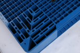 Warehouse Multiple StackingのためのDoubleの可逆デッキSides Faced Highquality Plastic Pallets