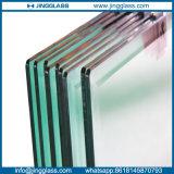 Vetro di laminazione laminato Tempered di Sgp di colore degli occhiali di protezione per costruzione