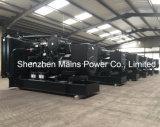 Reserveenergie BRITISCHER Perkin Motor-Diesel-Generator der bewertungs-880kVA