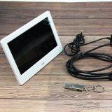 Mini de haute qualité des écrans publicitaires Digital Media Player 10.1 pouces avec USB