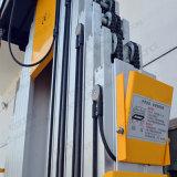 Алюминиевый сплав двойной мачты антенны рабочей платформы подъемника (8m)