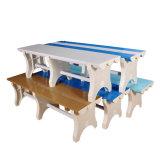庭のベンチの正方形の高級な住宅区域のプラスチックベンチ