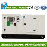 Weichai Moteur avec contrôleur de groupe électrogène diesel et ATS Powered by 125kVA
