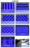 Fördernde im FreienP10 sondern Zeichen-Vorstand der Farben-Fenster-Meldung-LED aus