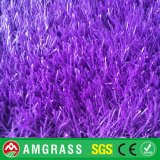 中国Wholesale Priceとの普及したColoured Synthetic Turf
