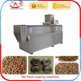 Boulette d'aliments pour chiens faisant des machines