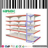 Góndola de supermercado estanterias Rack