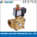 Elettrovalvola a solenoide normalmente aperta ad alta pressione 0955205