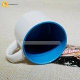 La leche de chocolate caliente el café de cerámica Vaso