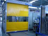 Door (HF-1035) 높은 쪽으로 이란 PVC 청정실 Roll