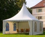 De witte Tent van de Pagode van het Canvas van pvc voor Garage 5m*5m van de Auto