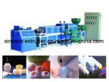 Conjuntos de la red de la protección de la fruta de EPE que hacen la máquina de la red de la espuma de la máquina