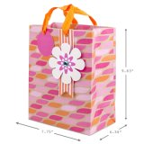 Bolsos del regalo, bolso de compras, bolsa de papel de Kraft, bolsas de papel