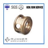 Gran Eje de acero de gran parte mecanizada de mecanizado CNC
