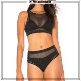 Etiqueta Privada de fábrica Swimsuit Senhoras Lycra Bikini