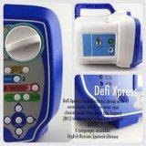 Défibrillateur Meditech Defixpress fourni avec le libre-imprimante thermique
