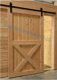 Dimon 30 po. X 84 po. Panneaux intérieurs rustiques de porte de grange de type américain (DM-WD 003)