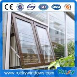 Apertura de aluminio rocosa fuera del tocador Windows Windows colgado superior