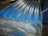 PPGI Farben-überzogenes gewölbtes Metalldach für Baumaterial