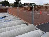 Barrera de la construcción