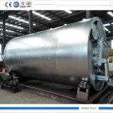 maquinaria plástica de la pirolisis de la hornada 10tpd hecha en la ciudad de Shangqiu
