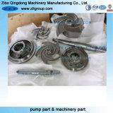 La norme ANSI Pompe centrifuge chimique Goulds 3196 Pièces de moulage