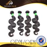 等級6A Hair Extension、UnprocessedブラジルのHuman Virgin Hair