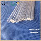 Od 21-23mm espessura 1,5mm Tubeuv Quartzo UV Filtro do tubo de quartzo
