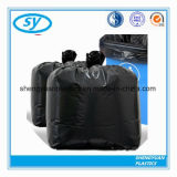 Bolsos de basura biodegradables del plástico HDPE/LDPE