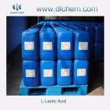 L-Lactic Acid 88% Food Additive Liquid Fornecedor