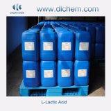 L-Молочный поставщик жидкости пищевой добавки кислоты 88%