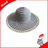 Chapéu flexível das mulheres do chapéu da fita