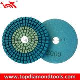 Diamond гибких тормозных колодок для полировки с 2 цветов