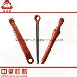 Cilindro hidráulico ajustable del excavador de Hitachi EX-200/300/400 para la aptitud